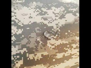 500D nailono Oxfordo atsparus dūriams karinės taktinės liemenės audinys