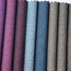 Didmeninė prekyba poliesteriu - dviejų tonų spalvos oksfordo audiniu