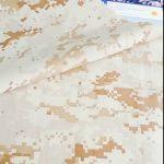 kokybiška kokybiška kamufliažo 100% nailono audinio karo naudojimo sauga