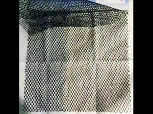 bandomasis užsakymas 100% poliesterio kariuomenės krepšeliai antklodės tinklelis patvarus audinys